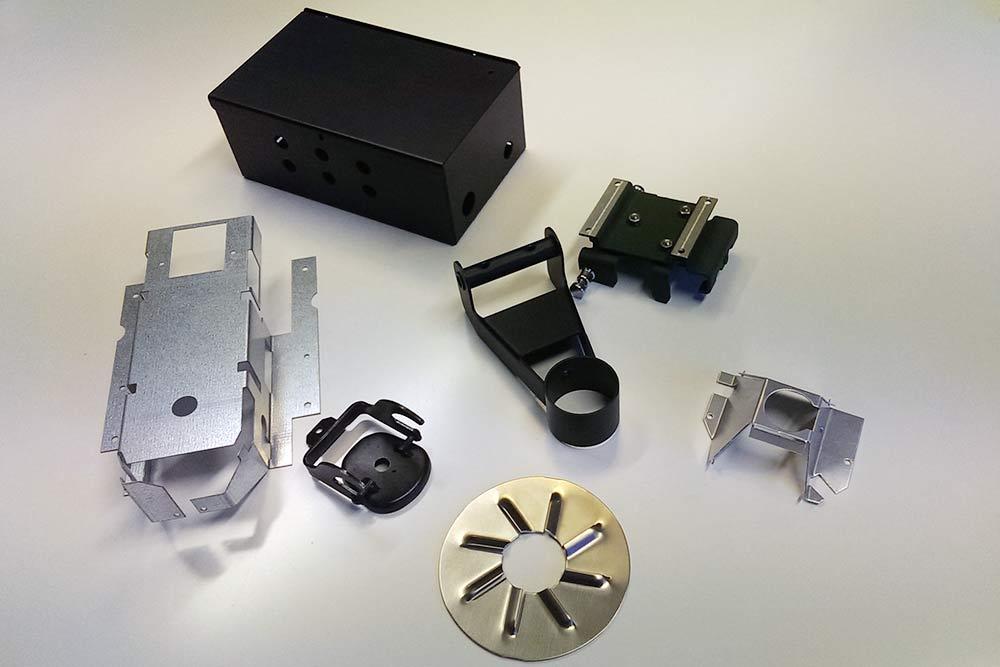 Elementer til elektronikindustrien