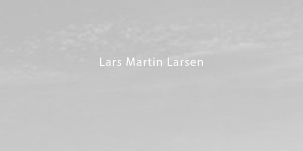 Lars Martin Larsen