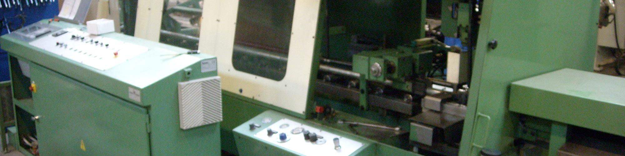 CNC automatsav