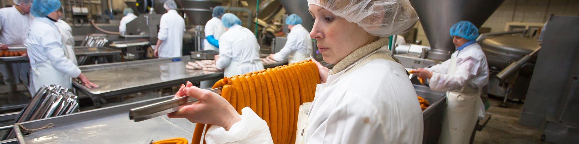 Fødevareindustrien