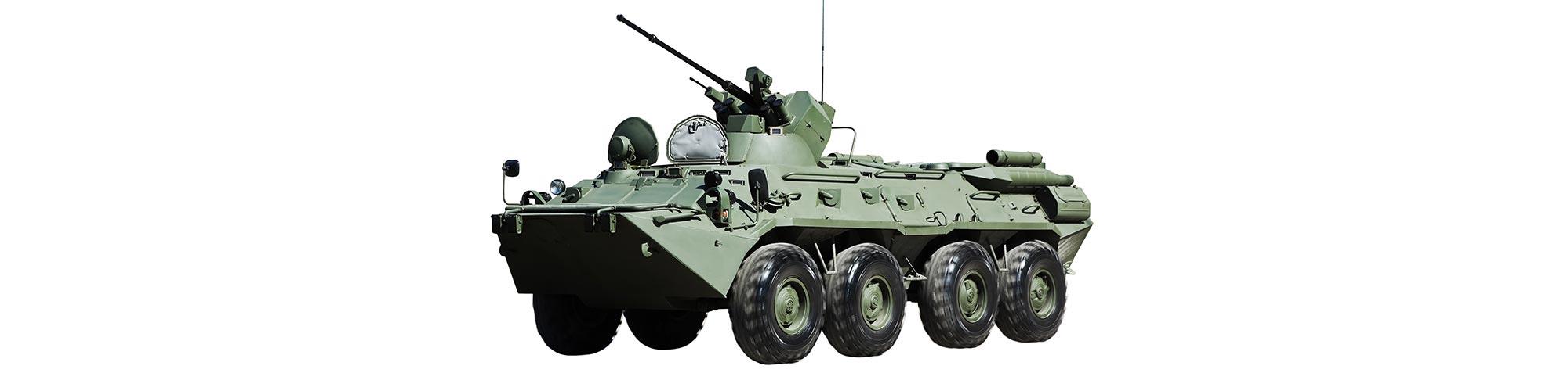 Forsvarsindustrien
